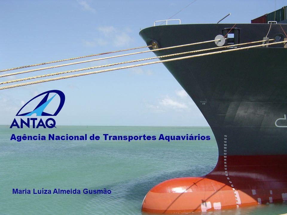 Agência Nacional de Transportes Aquaviários Maria Luíza Almeida Gusmão