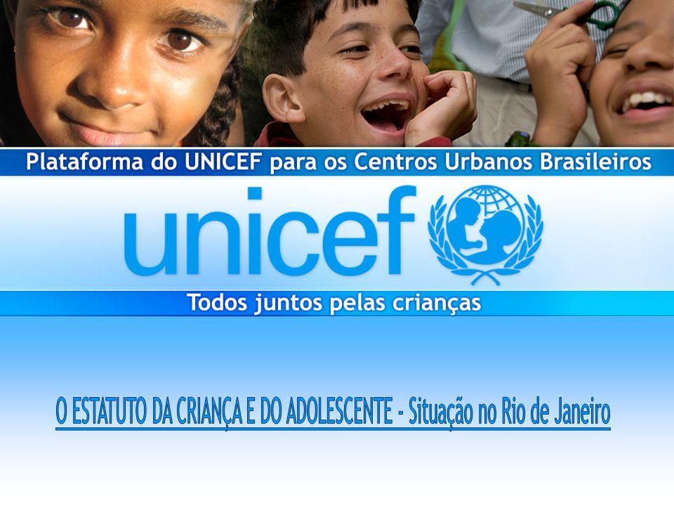 Estatuto da Criança e do Adolescente: 18 anos de trabalho Os tempos de cada um - Para uma criança, 18 anos é uma eternidade; -Para mudar um país, 18 anos é muito pouco!