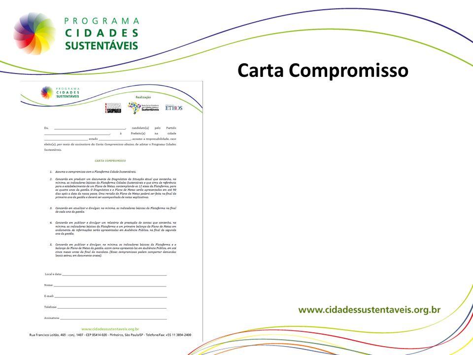 Carta Compromisso