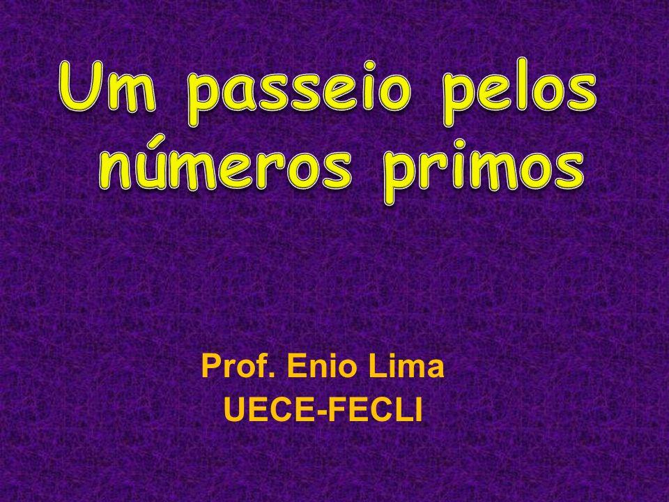 Prof. Enio Lima UECE-FECLI