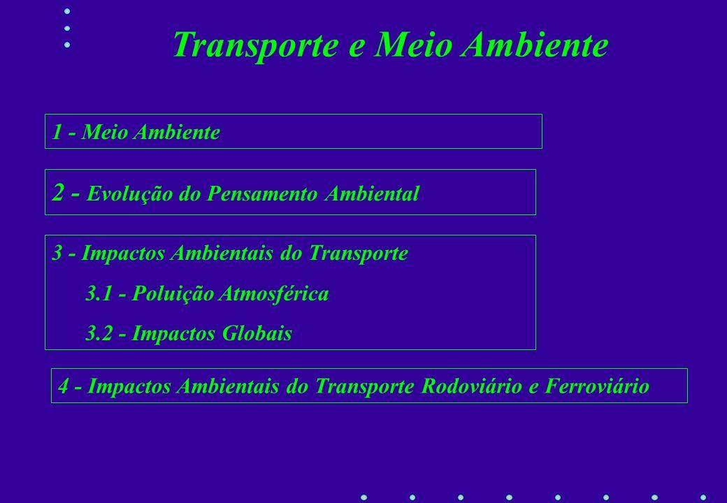 El impacto ambiental del transporte rodoviario y ferroviario de cargas Profa. Suzana Kahn Ribeiro Universidade Federal do Rio de Janeiro Seminario Com