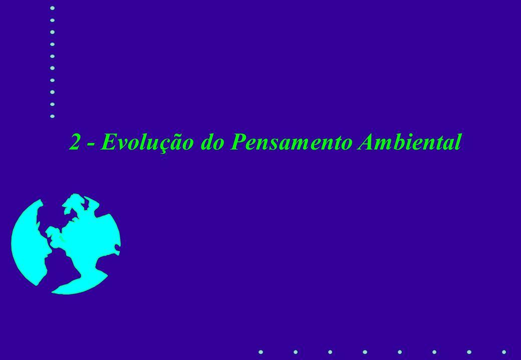 1 - Impacto Ambiental Qualquer alteração no sistema ambiental físico, químico, biológico, cultural e sócio-econômico que possa ser atribuída a ativida