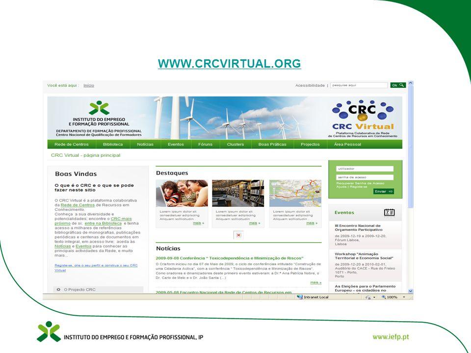 WWW.CRCVIRTUAL.ORG