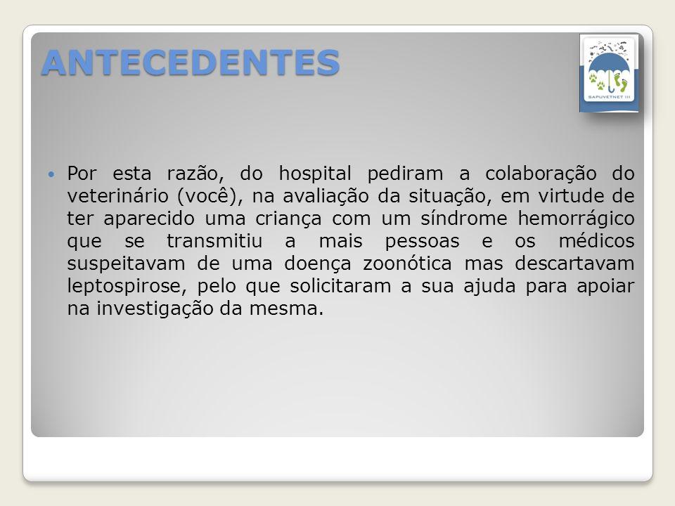 Discutir e responder (3) Que doenças se poderiam considerar para o diagnóstico diferencial (Dx).