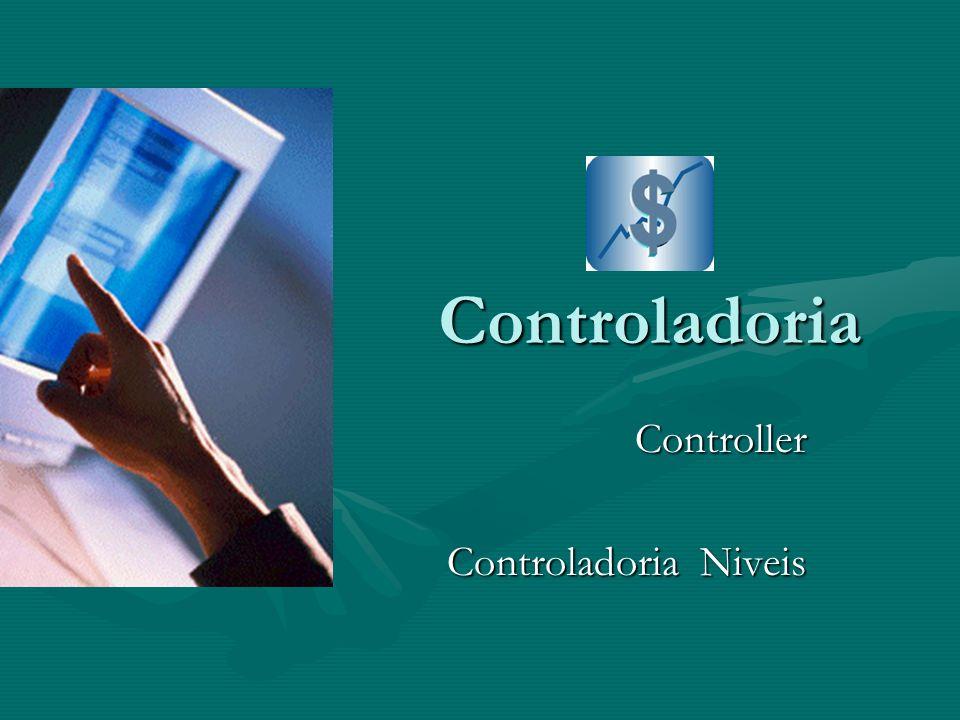 Controladoria Controller Controladoria Niveis