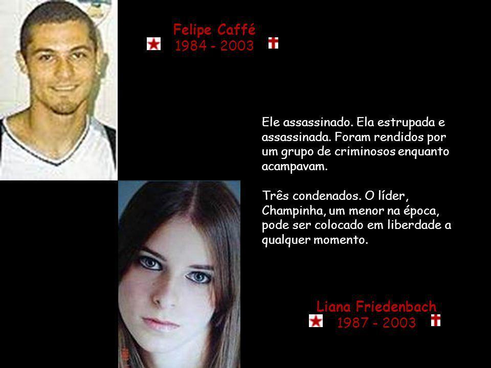 Paulo Veronesi Pavesi 08.10.1989 - 21.04.2000 Após um acidente doméstico, teve seus órgãos vitais retirados para doação, segundo laudo médico,