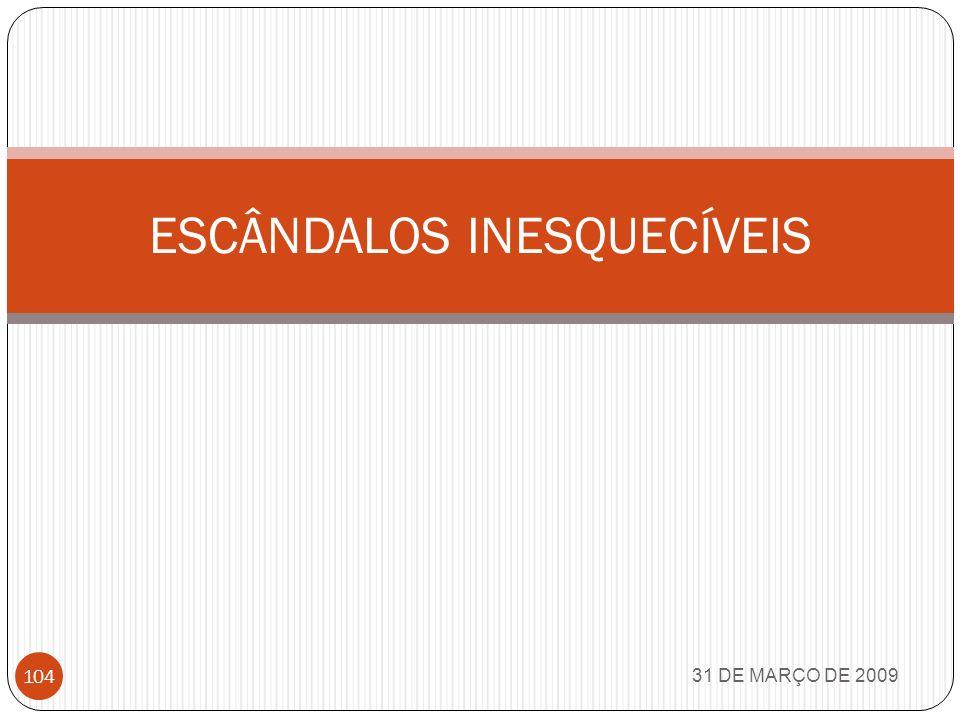 31 DE MARÇO DE 2009 103 OS LEILÕES, FUNCIONAVAM COMO UMA VERDADEIRA FESTA DE AMIGOS, COM DIREITO A CHAMPAGNHE, ABRAÇOS, APERTOS DE MÃO E ALÉM DAS SONORAS GARGALHADAS DO COMPRADORES, AO FIM DO PREGÃO, COM RAZÃO, - POIS ADQUIRIAM A PREÇO DE BANANA, ATÉ PAGANDO EM ALGUNS CASOS, COM FINANCIAMENTO DO PRÓPRIO BNDES – E DOS ELEMENTOS DO GOVERNO QUE VENDIAM AS EMPRESAS QUE NÃO FORAM CONSTRUIDAS E NEM A ELES PERTENCIAM, MAS AO POVO BRASILEIRO.