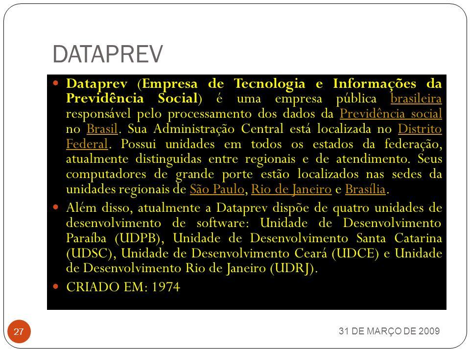 CAPES 31 DE MARÇO DE 2009 26 Coordenação de Aperfeiçoamento de Pessoal de Nível Superior, mais conhecida pela sigla CAPES, é uma agência de fomento à