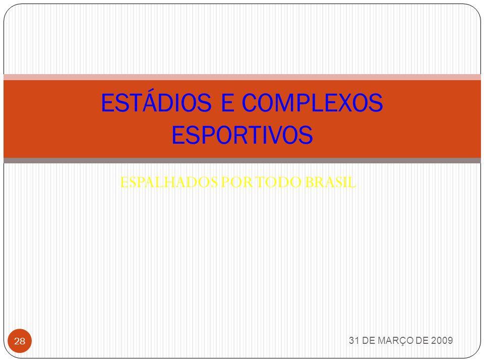 DATAPREV 31 DE MARÇO DE 2009 27 Dataprev (Empresa de Tecnologia e Informações da Previdência Social) é uma empresa pública brasileira responsável pelo