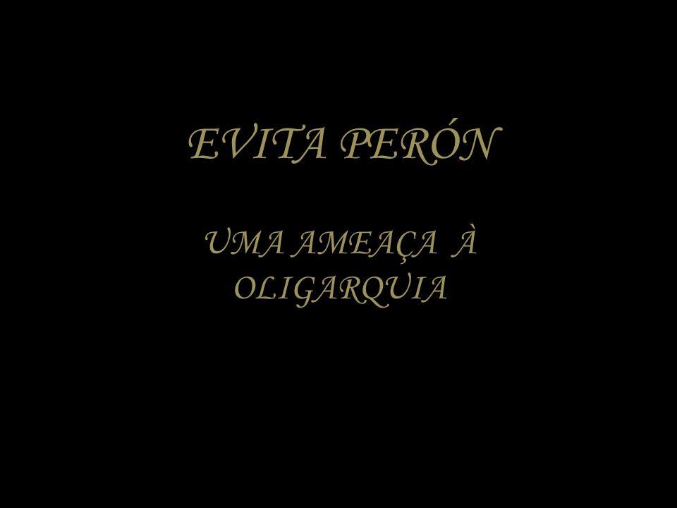 Atacar Evita como nazi supunha discussão, não só no reduzido plano argentino, senão no mundial, e isso lhes resultava perigoso.