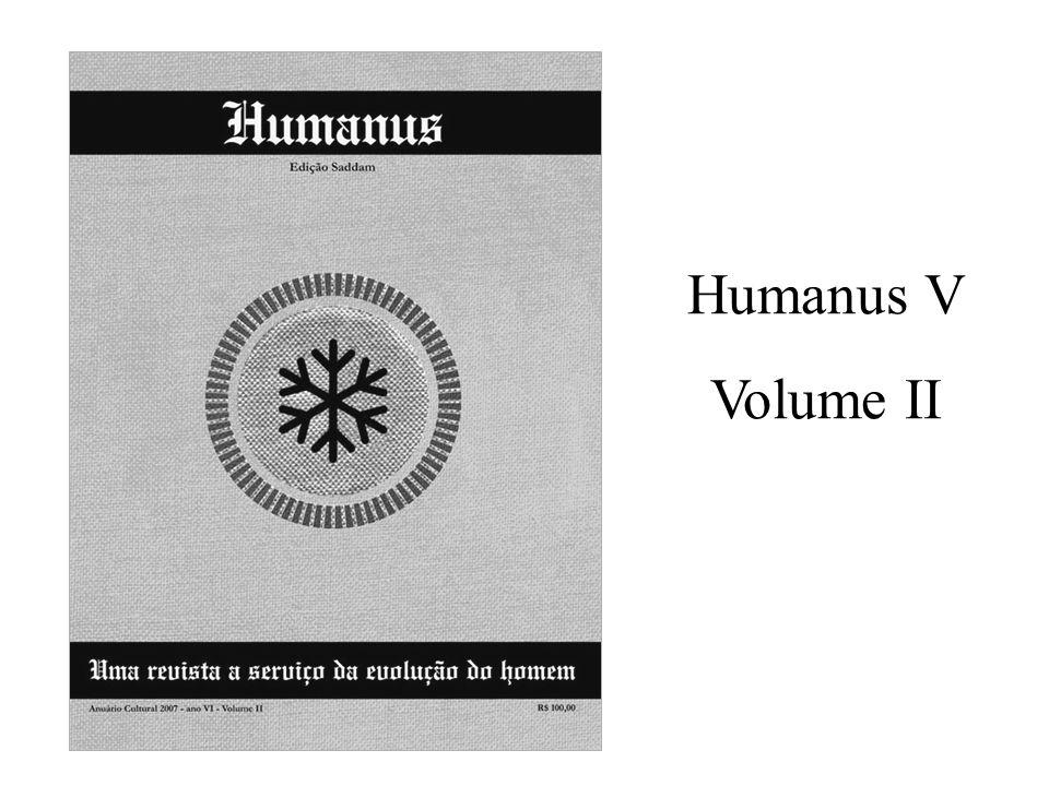 Humanus V Volume II