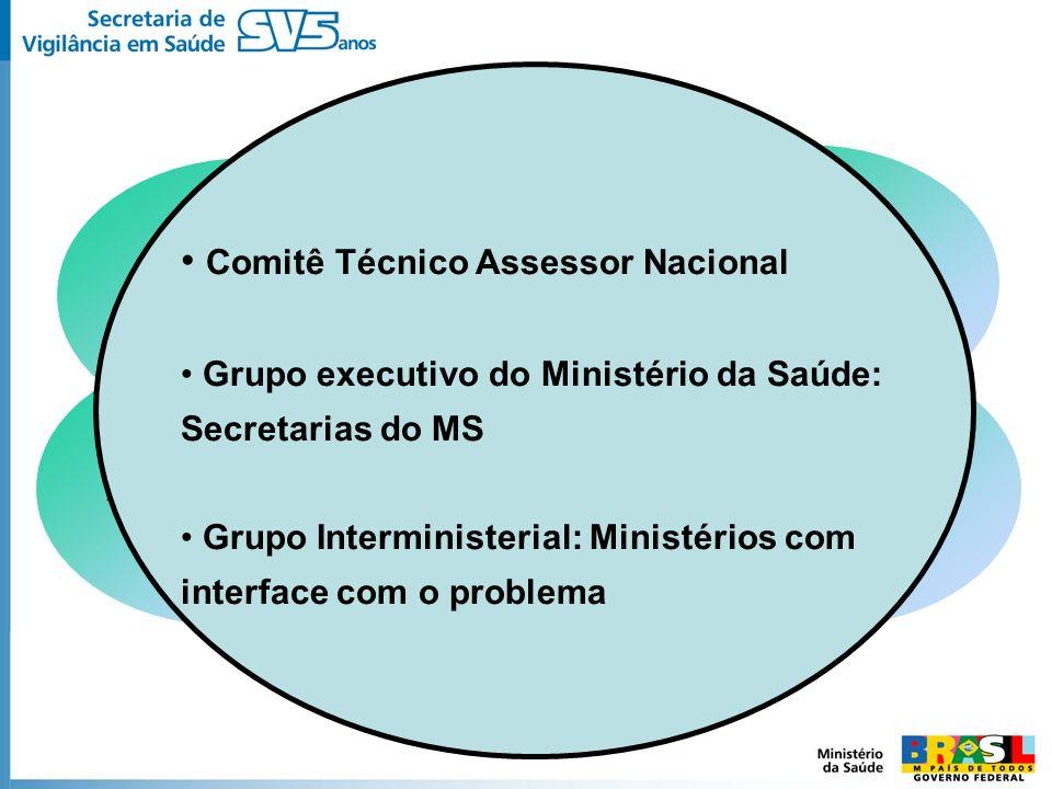 Combate ao vetor Vigilancia epidemiológica Educação, mobilização e comunicação Assistência aos pacientes Acompanhamento Avaliação Saneamento ambiental
