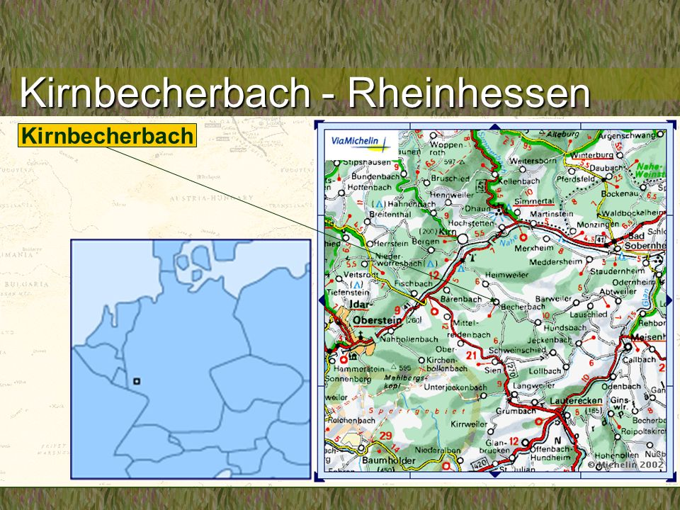 Kirnbecherbach Kirnbecherbach - Rheinhessen