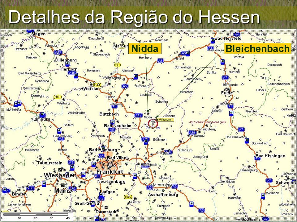 Região do Rheinland-Pfalz Desta região veio a família de Jonas Emmerich e Friederika Klaar Emmerich, sem esquecer de que muitas outras também vieram do Rheinland-Pfalz, que envolve uma área chamada Rheinhessen.