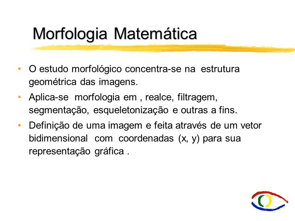 E2 - Morfologia Matemática Parte I - Imagens Binárias