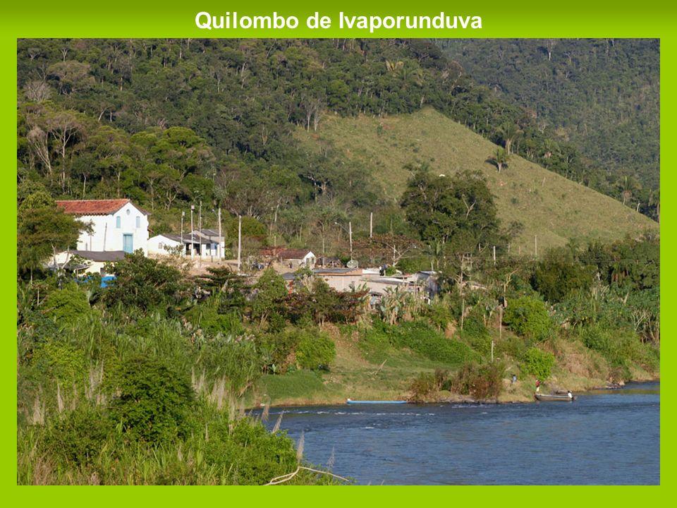 Quilombo de Ivaporunduva