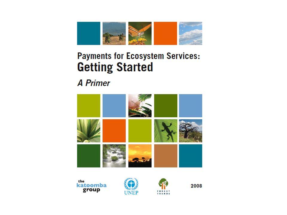 Recursos para a medição de serviços ecossistêmicos Informação geral Katoomba Group http://www.katoombagroup.org/ http://www.katoombagroup.org/ Ecosystem Marketplace.com http://www.ecosystemmarketplace.