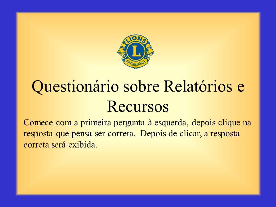 Recursos Organizacionais de LCI Estatuto e Regulamentos de Distrito (LA-4) Estatuto e Regulamentos Internacionais (LA-1) Manual de Normas da Diretoria