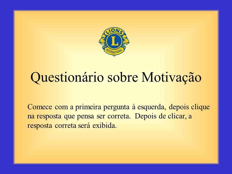 Resumo Existem várias maneiras de motivar as pessoas, contudo, o mais importante é lembrar que a motivação é algo singular, dependendo de cada indivíd