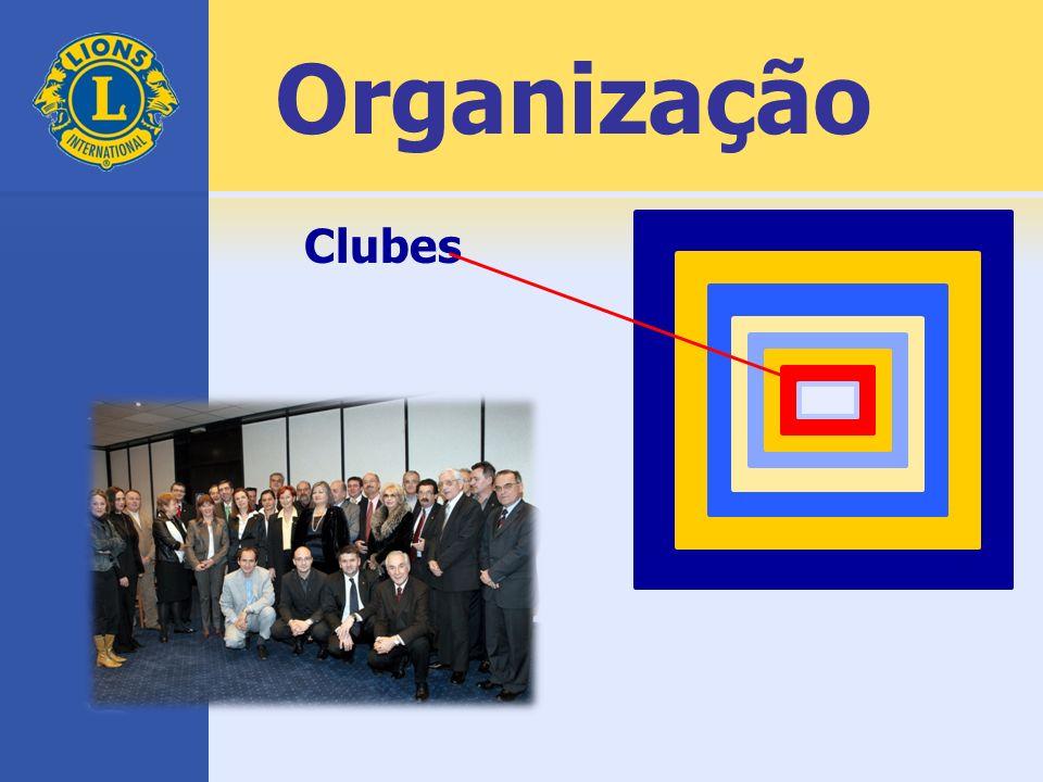 Organização Clubes
