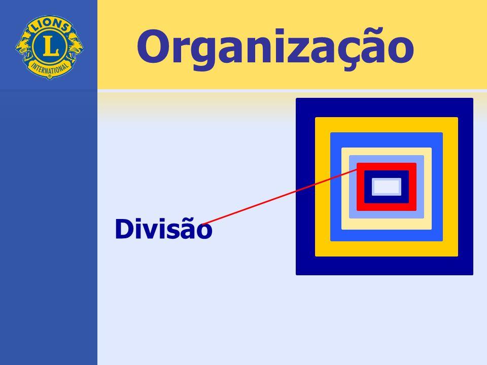 Organização Divisão