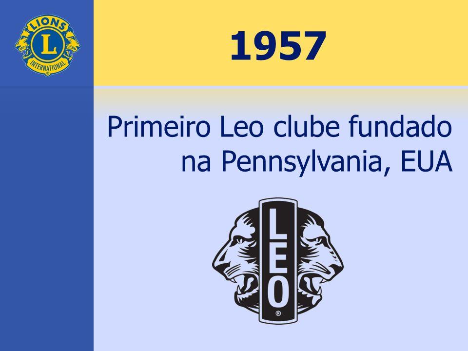 1968 Fundação de Lions Clubs International é estabelecida