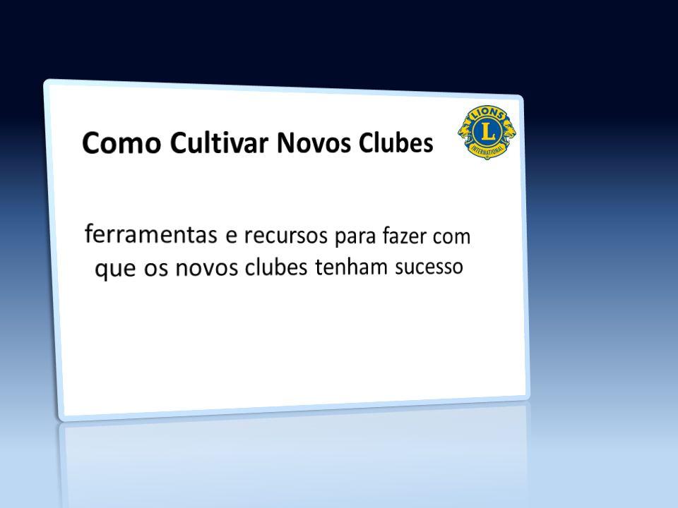 Começando na direção certa Cerimônia de Entrega da Carta Constitutiva Orientação para sócios Treinamento de dirigentes de novos clubes