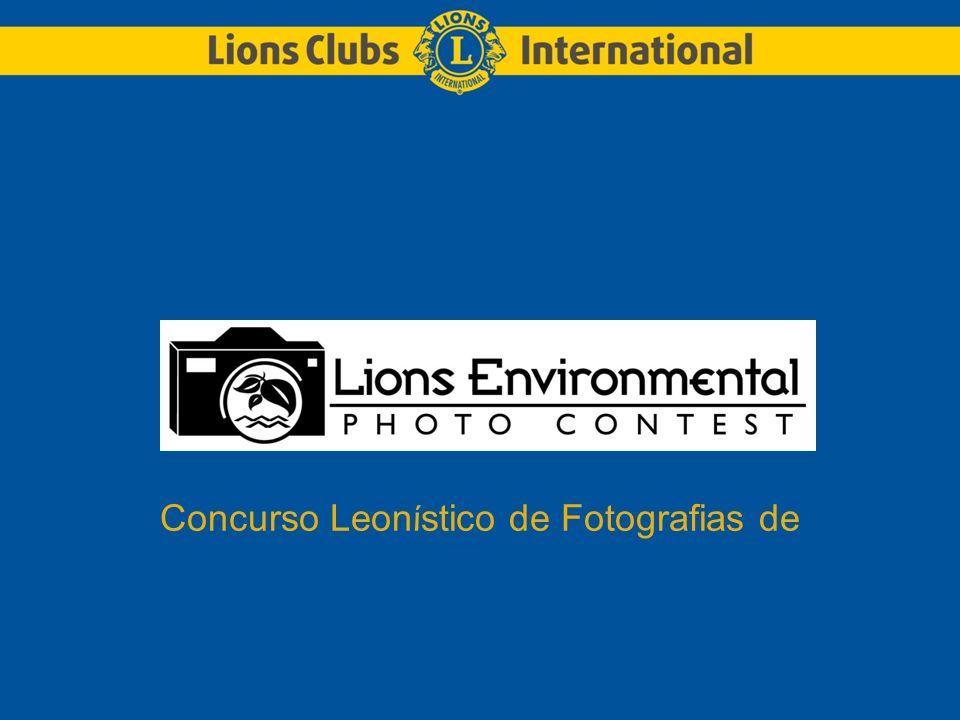 Concurso Leon í stico de Fotografias de