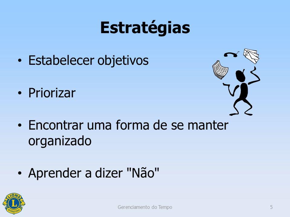 Obstáculos Procrastinação e indecisão Compromissos pessoais (família/amigos) Obrigações profissionais (trabalho) Envolvimento com muitas coisas ao mes