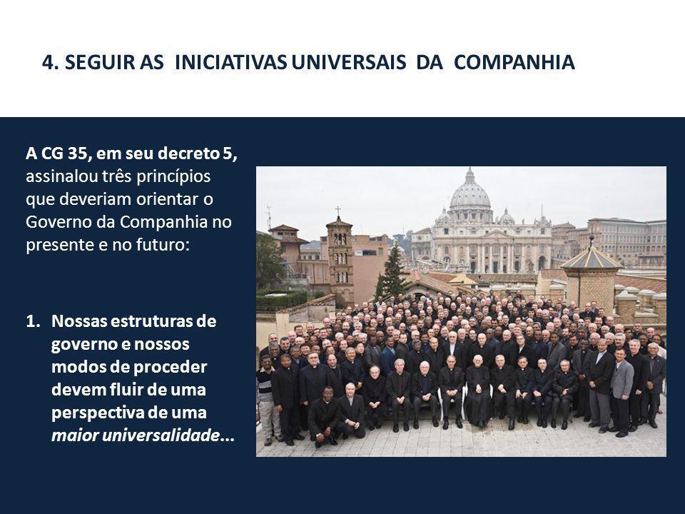 CG35 - Decreto 6 O que faz que uma obra seja jesuíta.