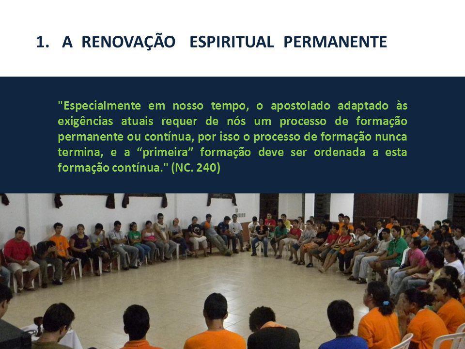 Fortalecimento do corpo apostólico e Colaboração na missão Prioridade 6