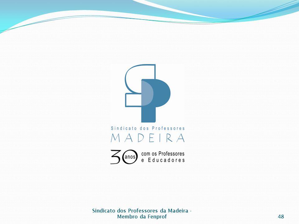 Sindicato dos Professores da Madeira - Membro da Fenprof48