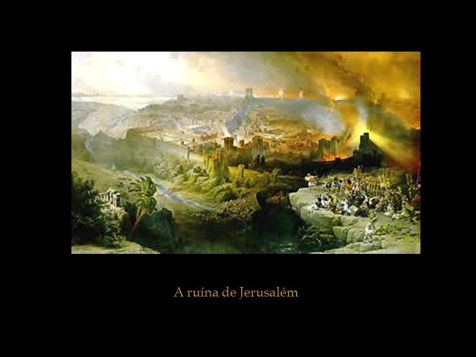 Terça-feira Santa: predição da ruína da cidade
