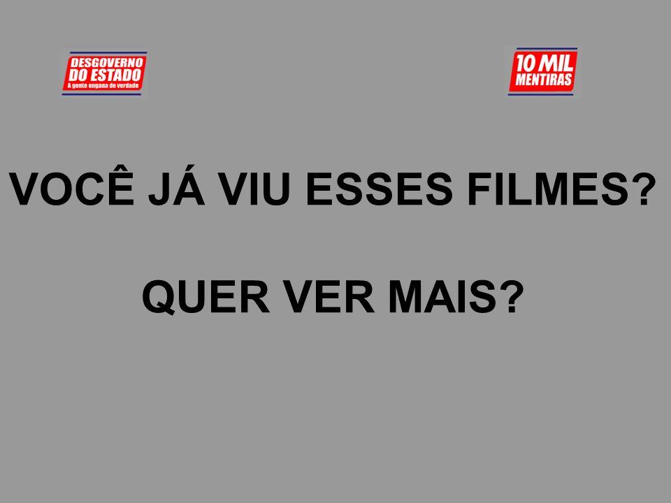 VOCÊ JÁ VIU ESSES FILMES? QUER VER MAIS?