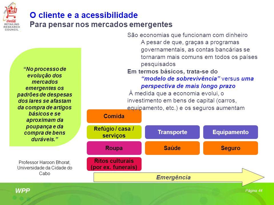 Roupa Transporte Ritos culturais (por ex. funerais) Saúde Comida Refúgio / casa / serviços Equipamento Seguro Emergência No processo de evolução dos m