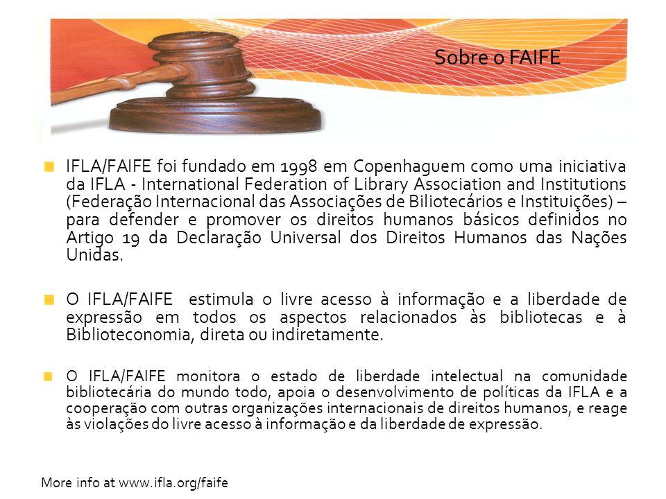 Liberdade de informação Legislação sobre liberdade de informação (também referida como registros abertos, leis da luz do sol) Estabelece regras sobre acesso à informação ou registros mantidos por órgãos dos governos.