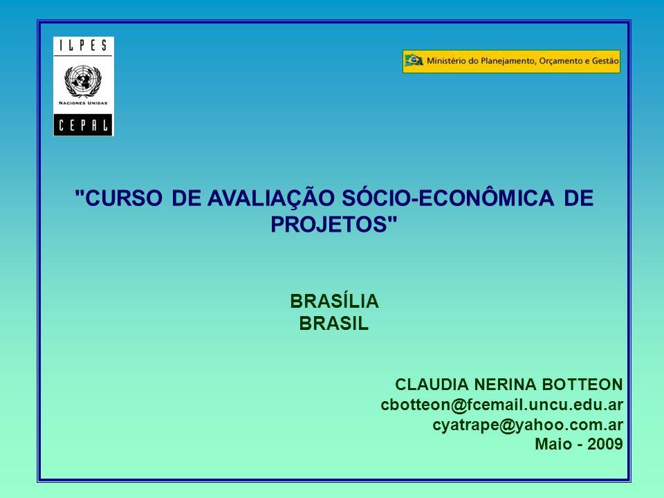 CONSIDERAÇÃO DO RISCO NA AVALIAÇÃO DE PROJETOS A avaliação determinística de projetos.