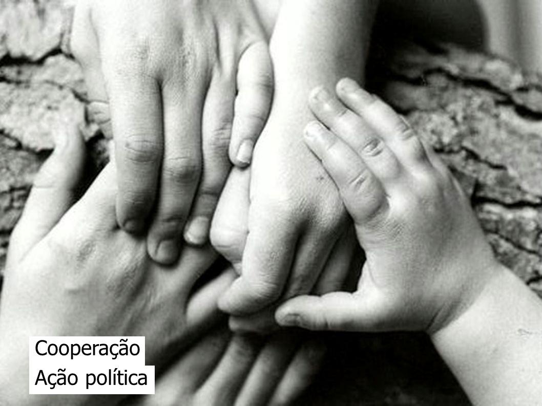 Cooperação Ação política