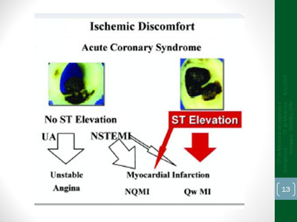 8/1/2014 CT de Medicina de Urgência e Emergência CT de Medicina Intensiva - CREMEC/CFM 13