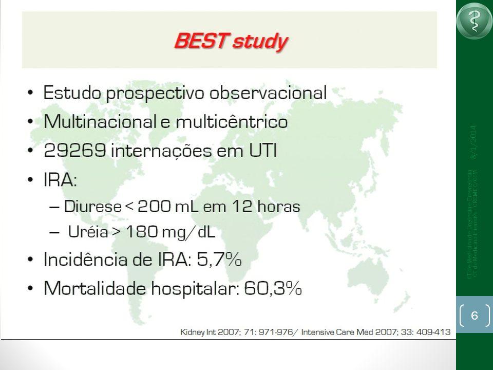8/1/2014 CT de Medicina de Urgência e Emergência CT de Medicina Intensiva - CREMEC/CFM 6