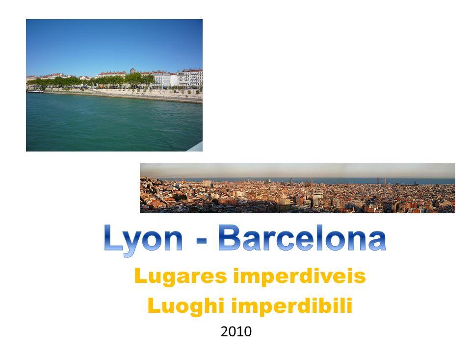 2010 Lugares imperdiveis Luoghi imperdibili
