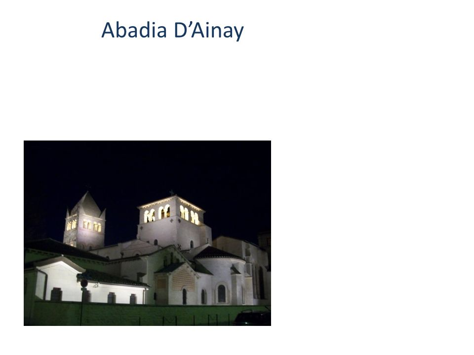 Abadia DAinay