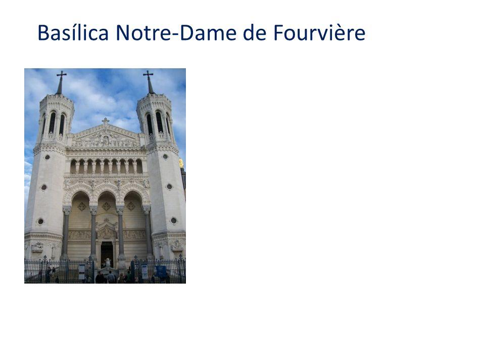 Basílica Notre-Dame de Fourvière