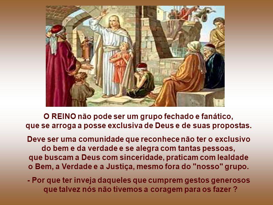 1) A PALAVRA de Deus não é monopólio de ninguém: deve ser anunciada por todos: