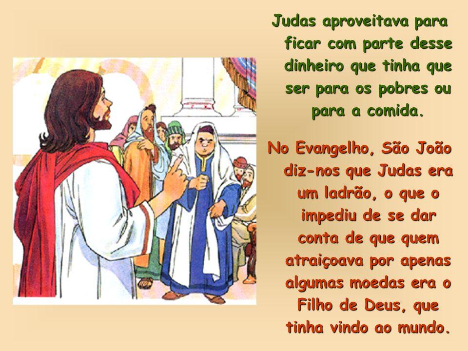 Jesus tinha muitos amigos e discípulos que o seguiam para todo o lado, mas havia sobretudo doze, os Apóstolos, que eram os mais próximos d Ele e a que