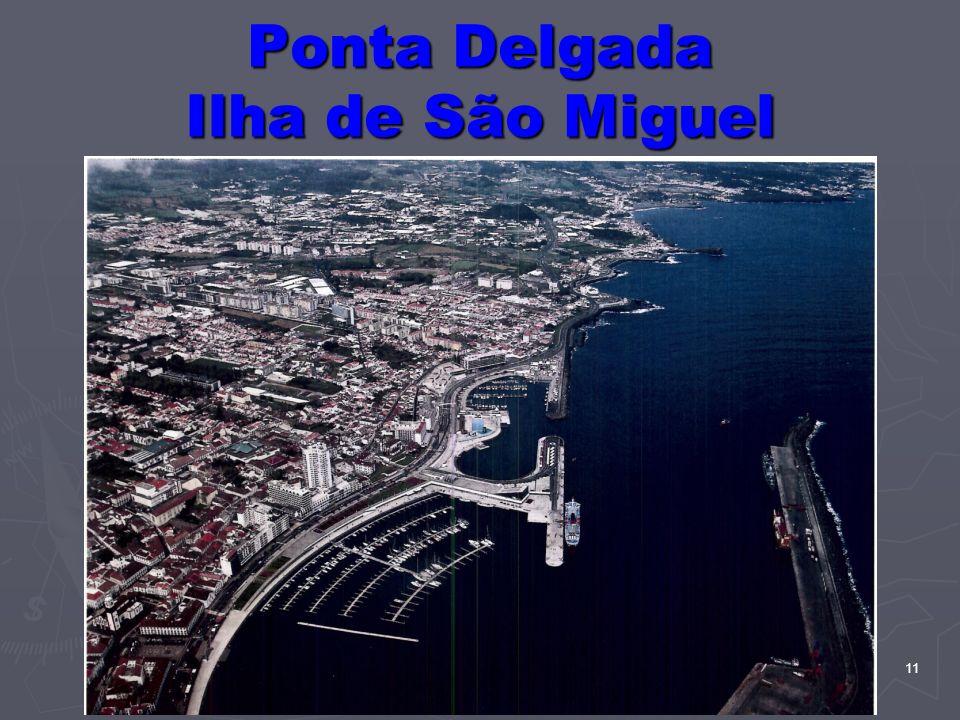 Ponta Delgada Ilha de São Miguel 11