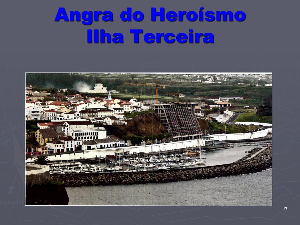 Angra do Heroísmo Ilha Terceira 13