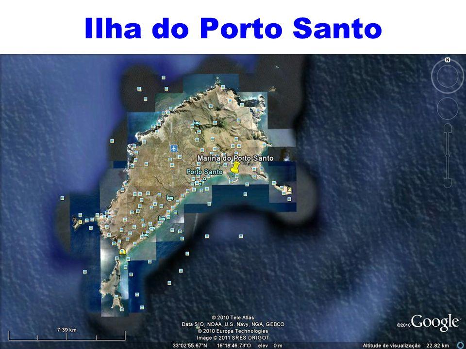 Ilha do Porto Santo 8
