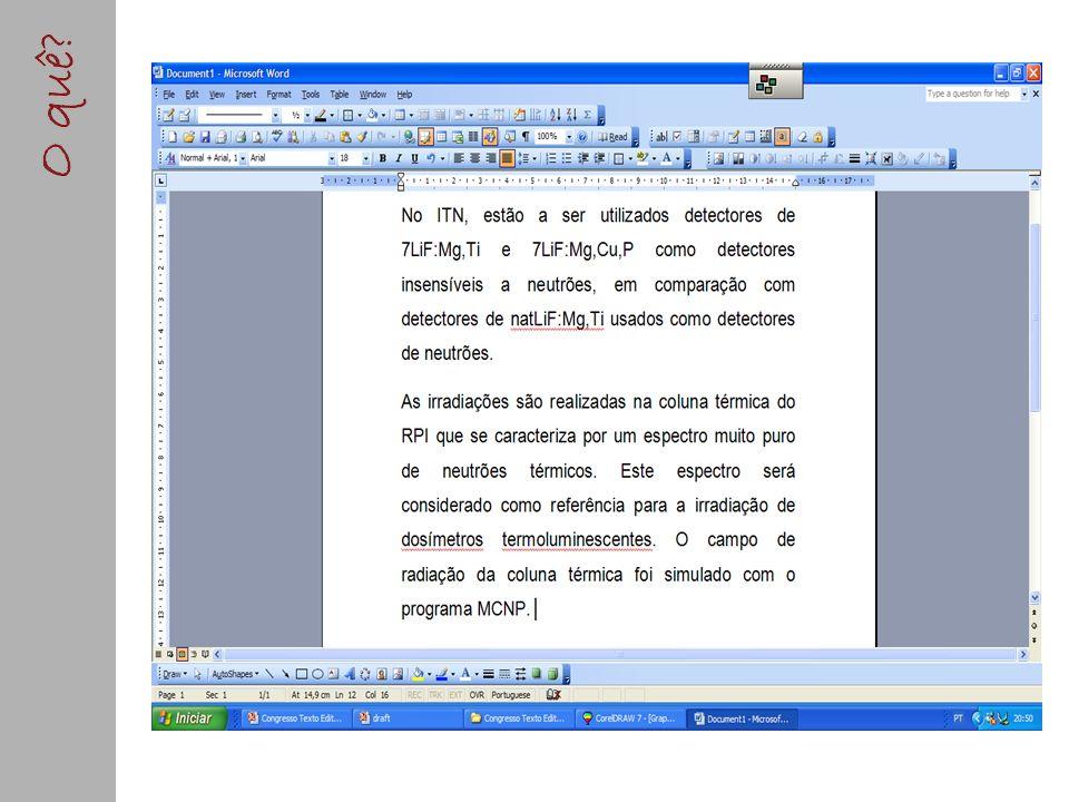 Reconhecimento automático da palavra Conhecimento da língua Conhecimentos prévios O LEITOR O TEXTO Tipo de texto