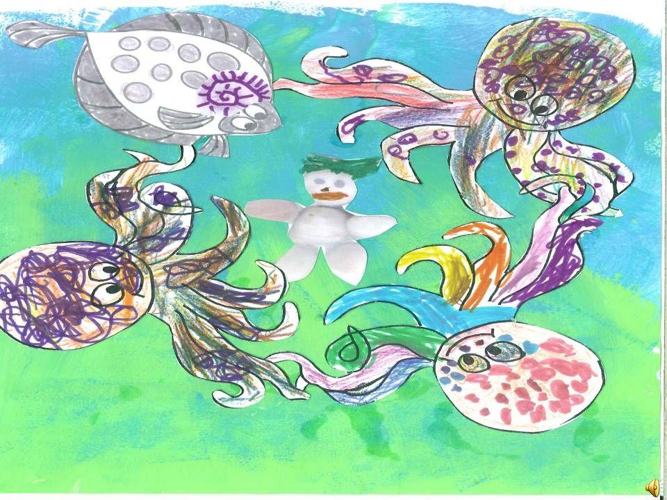 No entanto, havia um animal marinho, o búzio, que ouviu a conversa e foi contar à Raia, para quem a Menina do Mar dançava. Esta ficou furiosa, e mando